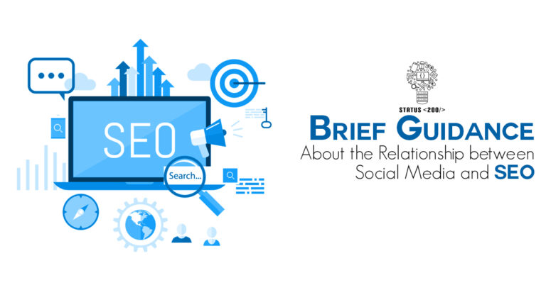 Relationship between Social Media and SEO
