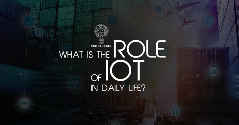 IoT in Daily Life
