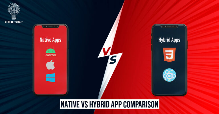 Native vs hybrid app comparison