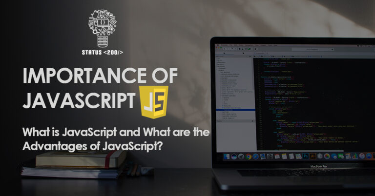 importance of javascript
