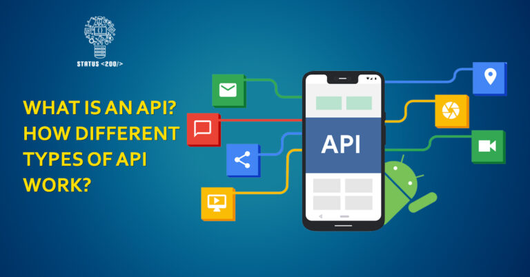 types of api