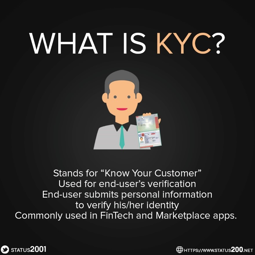 what is kyc know your customer
